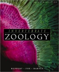 Invertebrate Zoology-A Functional EvolutionaryApproach 7/E