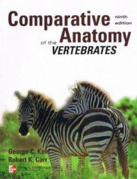 Comparative Anatomy of the Vertebrates 9/E