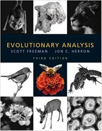 Evolutionary Analysis 3/E