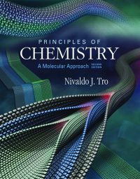 Principles of Chemistry - A Molecular Approach2/E