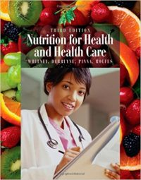 Nutrition for Health & Health Care 3/E