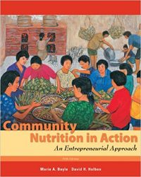 Community Nutrition in Action 5/E