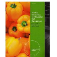 Basic Nutrition counseling and Skill Development2/E