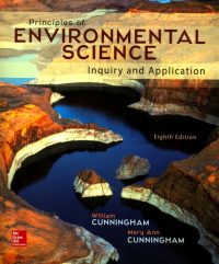Principles of Environmental Science 8/E