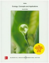 Ecology - Concepts & Applications 7/E
