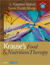 Krause's Food Nutrition & Diet Therapy 12/E