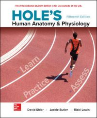 Hole's Human Anatomy & Physiology 15/E
