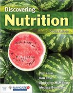 Discovering Nutrition 6/E