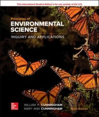 Principles of Environmental Science 9/E